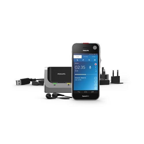 SpeechAir2 with USB & LAN Docking for Integration