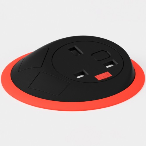 Pixel In-Surface Power Module - Red and Black