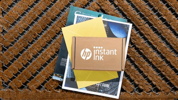 HP Inkjet Instant Ink