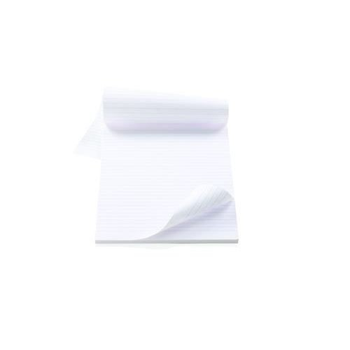 Memo Pad A4 70gsm Feint Ruled 160 Pages