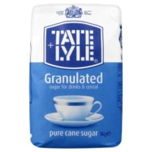 TATE & LYLE GRANULAR SUGAR 1KG