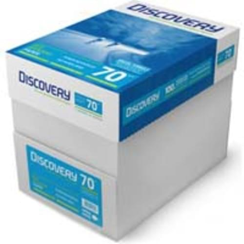 A4 DISCOVERY Multipurpose Copier Paper A4 WHITE Box of 5 Reams (5 x 500) OFA4COPIER MO32842