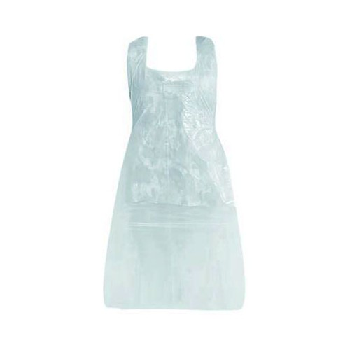 White Aprons (Pack of 100)