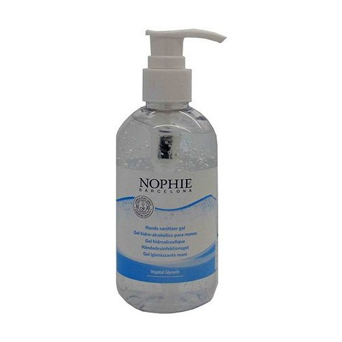 Nophie 70% Alcohol Hand sanitiser 500ml Pump Bottle