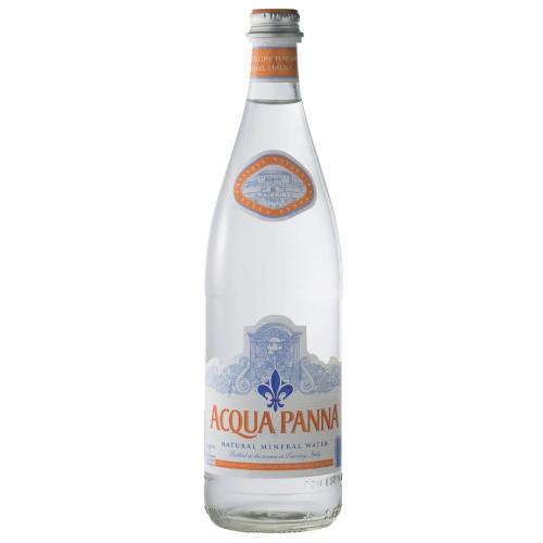 Aqua Panna Still Water 12 x 750ml glass