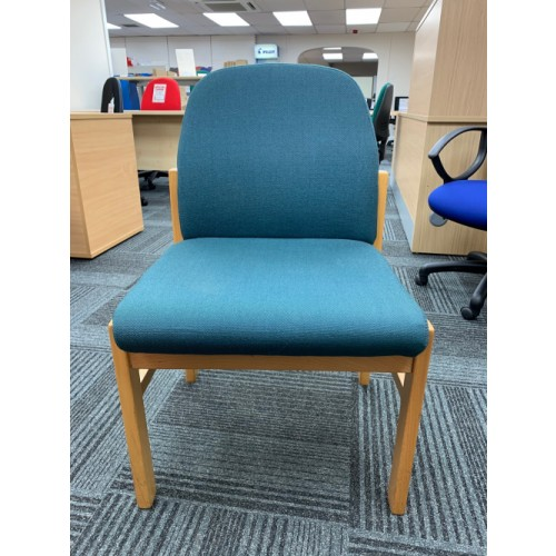 Reception/Visitor Chair, 2 In Stock.