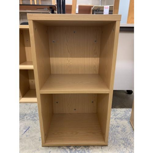 Storage Unit, Finished In Oak. 400mm Width x 320mm Depth x 720mm Height. 3 In Stock