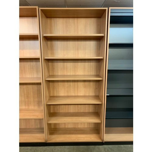Bookcase - 2270mm High x 1000mm Width x 440mm Depth. 2 In Stock