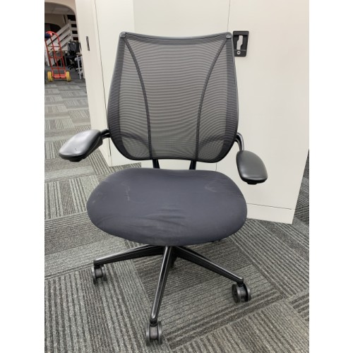 Mesh Back Task Chair, With Arms & Floating Back. 60+ In Stock