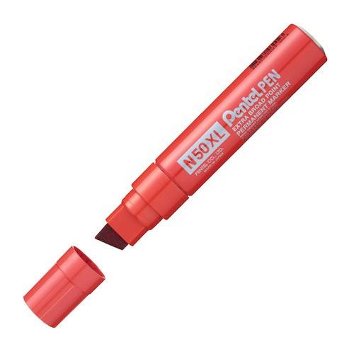 Pentel N50 XL Red (6)