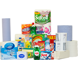 Office Cleaning Supplies Menu Header Image