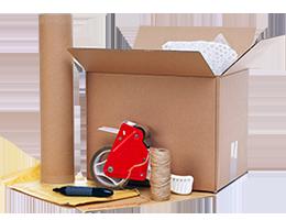 Postage Supplies Menu Image