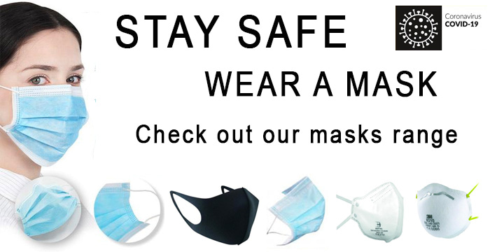 Stay Safe: Wear a mask