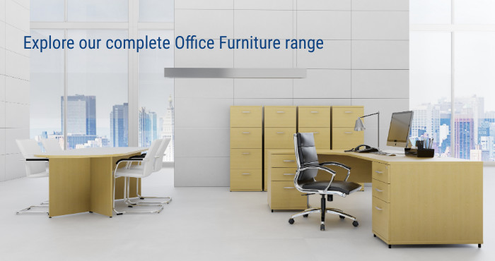 Buy Office Furniture Ireland Banner