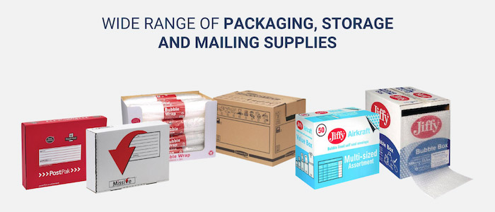 Packaging materials and storage boxes