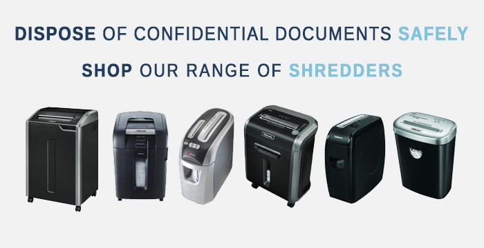 Industrial and personal shredders