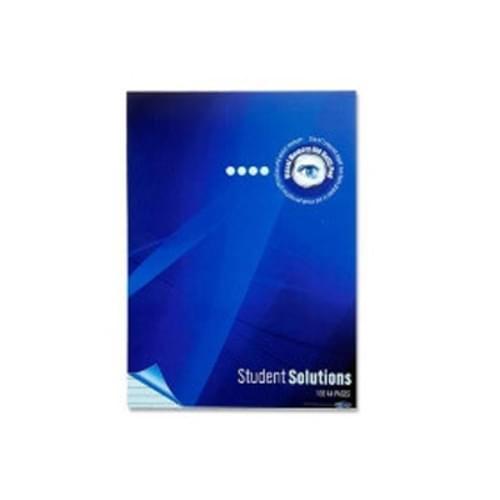 PREMIER A4 100pg VISUAL MEMORY AID REFILL PAD - BLUE