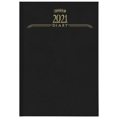 A5 2 Days per Page - Hardback Diary