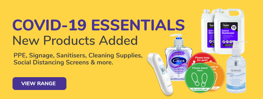 Covid-19 Essentials New Lines
