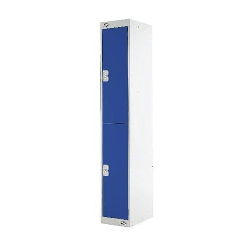 PROBE 2  DOOR  LOCKER 305MM X 305MM  BLUE  DOORS