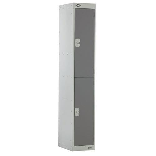 PROBE 2  DOOR  LOCKER 305MM X 305MM  DARK GREY DOORS