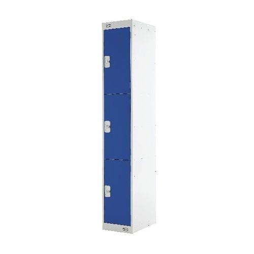 PROBE 3  DOOR  LOCKER 305MM X 305MM  BLUE  DOORS