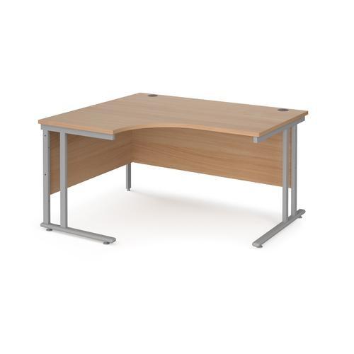 Cantilever Radial Desks