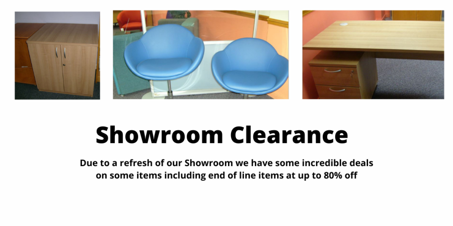 Showroom Clearance