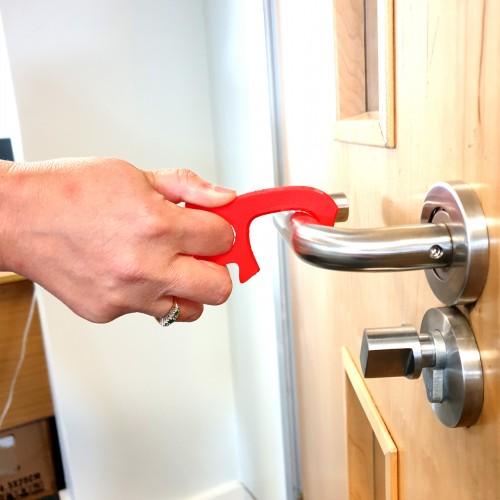 CONTACTLESS DOOR OPENER AND CLOSER AID PACK 5