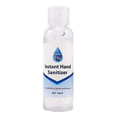 100 ML HAND SANITISER BOTTLE