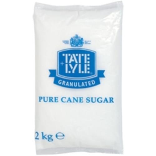 Tate&Lyle Granulated Sugar 2kg A03912