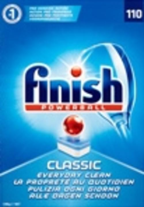 Finish Classic Dishwasher Tablets Box 110