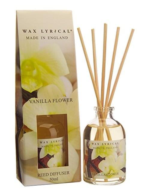Wax Lyrical 50 ml Reed Diffuser Vanilla