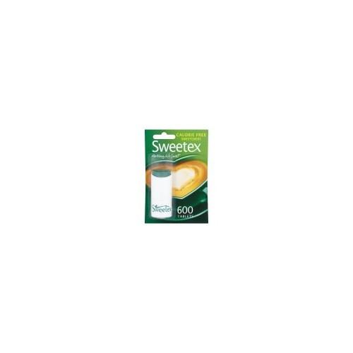 Sweetex 600 table-top sweeteners Pkt 600