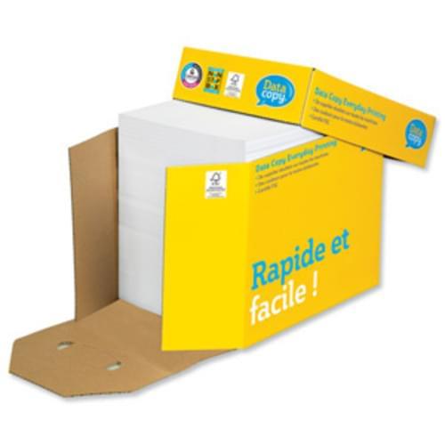 Datacopy A4 80gsm White Non Stop Box