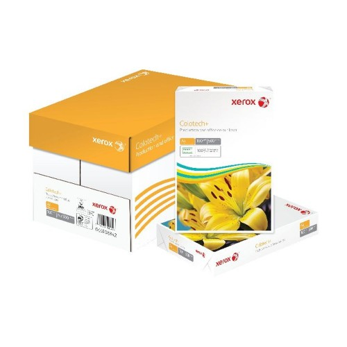 Xerox Colotech+ A4 Paper 100gsm Box 4 Reams ( 2000 Sheets )