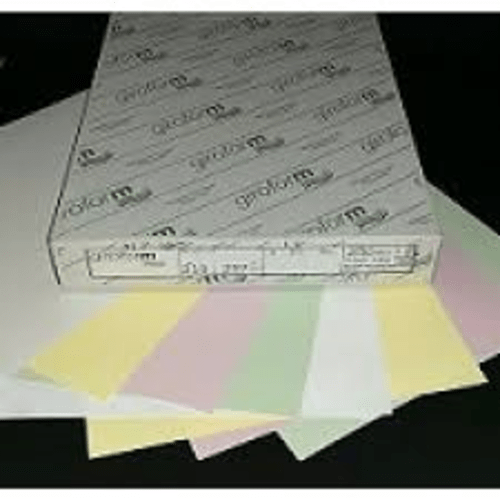 Grioform carbonless paper 4 part Reverse Collated Re GRCPYBW21 125 Set