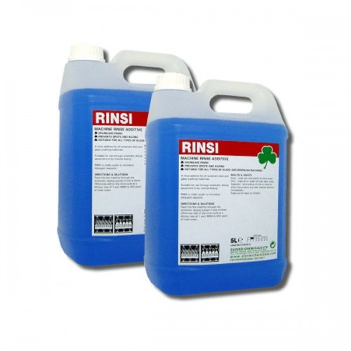 Rinsi - Rinse Aid 5 Litres Pkt 2