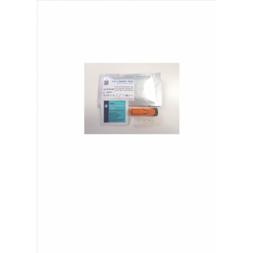 COVID 19 COV-2 RAPID TEST KIT (GOVERNMENT APPROVED)