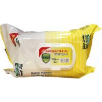 Anti-Bac Surface Wipes Pack 120