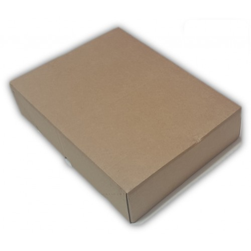 PV33 - 330x233x76 Box & Lid Brown