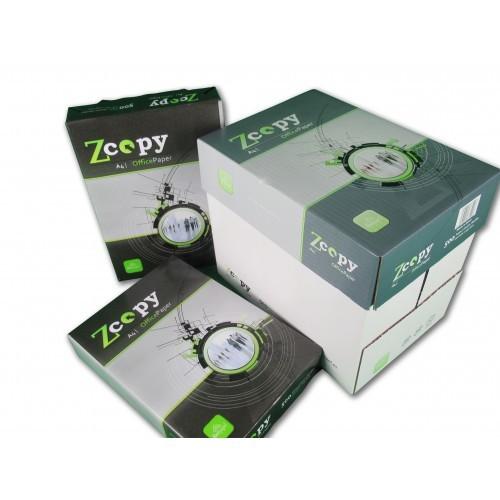 Zcopy 75gsm Copier Paper 500 Sheet/Ream (Pallet 300 Reams)