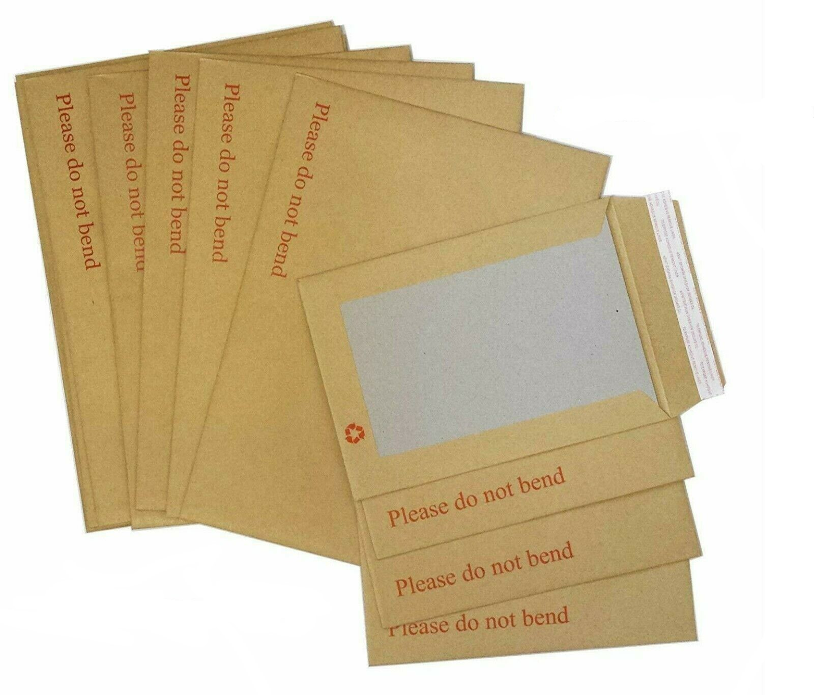 Board Backed Envelopes