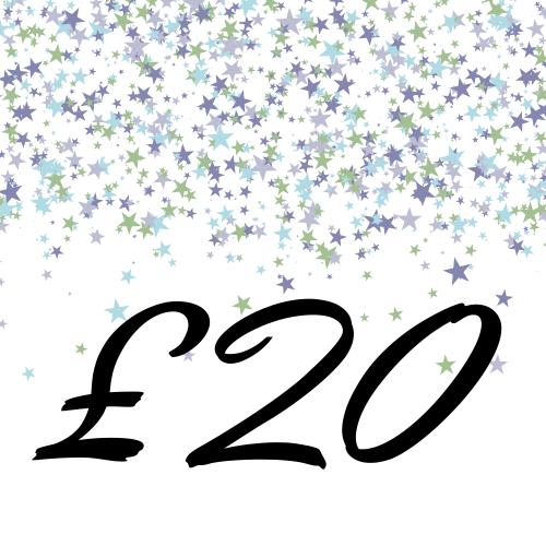 20 Gift Voucher