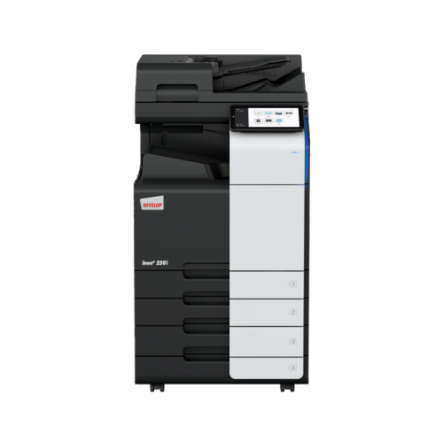 INEO+ 250i Photocopier- prints up to 25 pages per minute