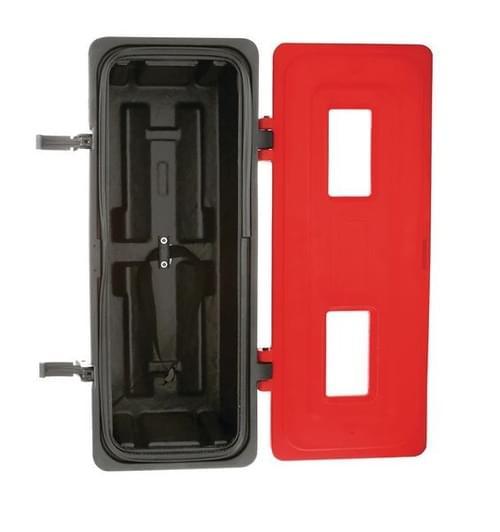 Fire Extinguisher Cabinet - Holds 1 x 9-12kg Extinguisher/5kg CO2