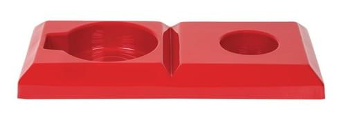 Economy Fire Points - 75 x 645 x 310mm Double - Red