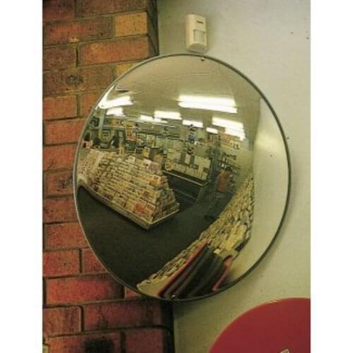 Interior Convex Acrylic Mirror 450mm (Dia)