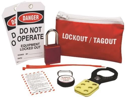 Belt Pouch Lockout Kit