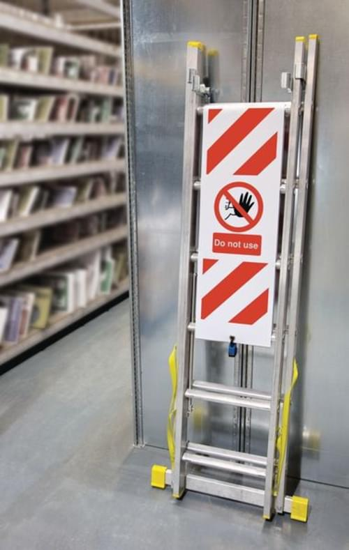 Ladderguard - Do Not Use Hook & Loop